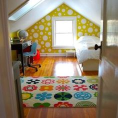 Attics-grace wants her room like this!