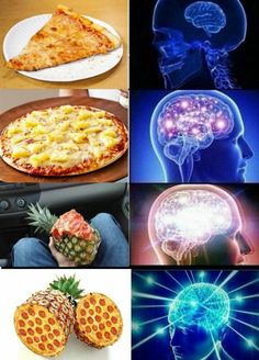 20 Hilarious Brain Expanding Memes That Will Get You Through The Rest Of Your Day - ViraLuck All Meme, Great Memes, Really Funny Memes, Stupid Funny Memes, Funny Tweets, Pizza Meme, Quality Memes, Know Your Meme, Funny Comics