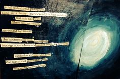 found poetry — The Story Unfolding