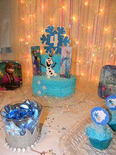 DISNEY'S FROZEN Birthday Party Ideas | Photo 1 of 50