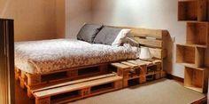 Nuevas ideas de camas con palets