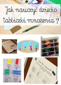 Multiplication – skip counting and Montessori materials Math For Kids, Yoga For Kids, Science For Kids, Fun Math, Games For Kids, Activities For Kids, Math Multiplication, Maths, Montessori Materials
