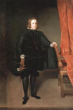 Baltasar Carlos de Austria y Borbón, Príncipe de Asturias y de Beira (1629 - 1646).