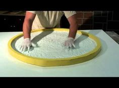 How to make a Lightweight Concrete Terrazzo Table - by SureCrete & Xtreme Series Hybrid GFRC