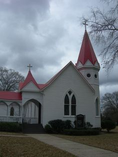 5. St Mary's Episcopal Church, Lexington MS