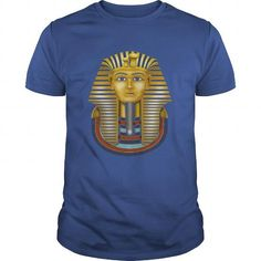 Gold Tutankhamun T-Shirt Pharaoh Ancient Egypt Pyramids Tee  LIMITED TIME ONLY. ORDER NOW if you like, Item Not Sold Anywhere Else. Amazing for you or gift for your family members and your friends. Thank you! #Gold #tee #shirts Gold Shirts, Tee Shirts, Tees, Ancient Egypt Pyramids, Tutankhamun, Friends, Amazing, Gift, Mens Tops