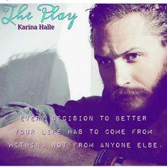 The Play Karina Halle