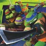 Teenage Mutant Ninja Turtles Napkins Available from www.partyshop.com.au