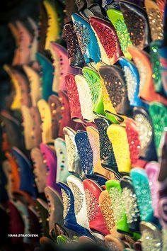 The Souk in Marrakesh by Yana Stancheva, via Flickr