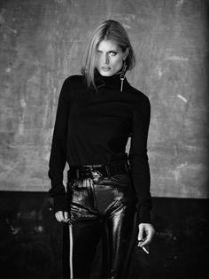 Malgosia Bela for SKP - Louis Vuitton leather pants
