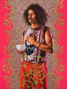Kehinde Wiley - Saint-Jerome