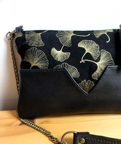 Pochette Diy, Sacs Tote Bags, Sewing Online, Diy Clutch, Diy Bags Purses, Little Bag, Small Bags, Handmade Bags, Diy Clothes