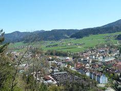 Blick von der Kastelburg