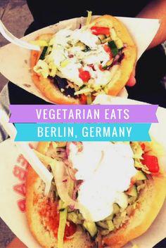 5 Cheap Vegetarian Eats in Berlin, Germany