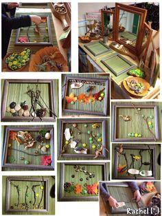 Exploring Transient Art with Dinosaurs (from Stimulating Learning with Rachel) Regio Emilia Dinosaurs Preschool, Dinosaur Activities, Nature Activities, Preschool Art, Preschool Activities, Dinosaur Dinosaur, Reggio Emilia, Reggio Inspired Classrooms, Reggio Classroom