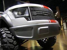 Ford Raptor Golf Cart