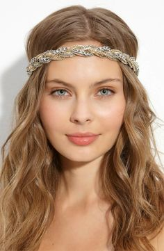 15 Pretty Hairstyles With Headbands for summer 2014