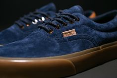 "Vans California Era 59 ""Gum Sole"" Pack (Navy)"