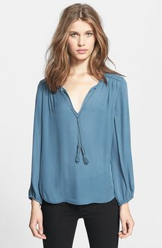 f5a9e125e5f36 Joie  Odelette  Silk Shirt available at  Nordstrom