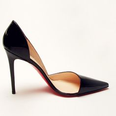 The sexiest. Christian Louboutin d'Orsay.