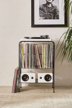 9 Rad Vinyl Storage Solutions | Poppytalk