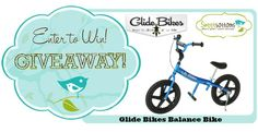 Want to win Go Glider Glide Balance Bike? I just entered to win and you can too. http://gvwy.io/4ead3n0