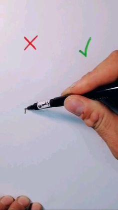 Art Drawings Sketches Simple, Pencil Art Drawings, Easy Drawings, Wow Art, Diy Canvas Art, Amazing Art, Awesome, Art Tutorials, Cute Art
