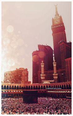 Makkah Omra 2012