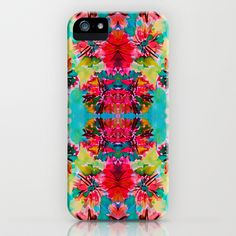 Tropical Floral iPhone & iPod Case by Amy Sia - $35.00