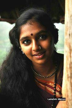 Pin on Actresses Beautiful Girl Dance, Beautiful Girl Photo, Beautiful Girl Indian, Beautiful Indian Actress, Beauty Full Girl, Beauty Women, Lakshmi Menon, Indian Aesthetic, Indian Face