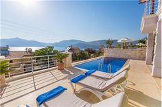 Villa Kisla View Details  SLEEP: 6       BEDROOM: 3       LOCATION: KISLA AREA       POOL: PRIVATE       VIEW : AMAZING SEA VIEWS  Villa Kisla View is located kisla area which is 250 meters from the lovely sea. Villa has amazing panoramic views of the bay. Villa has been built very modern and lovely. Villa in Turkey has 3 bedrooms with an En-suite and amazing sea views. Villa is suitable for family, couple and friends of group.