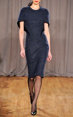 Zac Posen Fall/Winter 2014 Trunkshow Look 6 on Moda Operandi