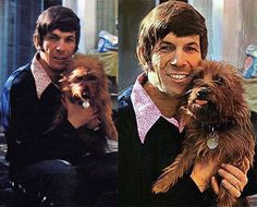 Beloved Actor Leonard Nimoy Was A Dog Lover & Will Be Missed By His Dog Max Nimoy - Three Million Dogs