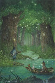 The beginning is a sound of the Banjo by Ebineyland on DeviantArt
