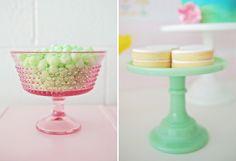 Pastel Baking Party