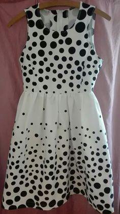 Letné šaty.
