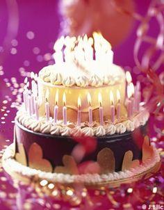 10 idées originales pour sublimer vos gâteaux d'anniversaire