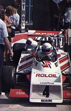 Teo Fabi - March 792 BMW / Rosche - March Racing Ltd - III Gran Premio dell'Adriatico 1979 - European F2 Championship, Round 11