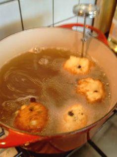 Oliebollen recipe
