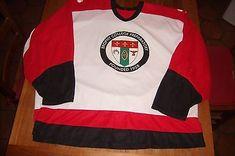PHOENIX BROPHY PREP game-worn high school hockey jersey #12 from around 2005