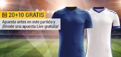 el forero jrvm y todos los bonos de deportes: bwin promocion 10 euros Getafe vs Tenerife 24 juni...