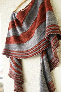 Twice Born by Magdalena Kubatek. I'm making this right now. Can't wait to finish it and wear it.