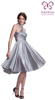 How to tie a convertible dress (http://www.henkaa.com/blog/convertible-dress-tutorials)