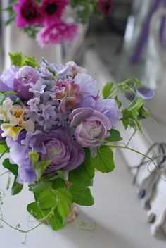 FLORETTA flower design