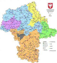 Wszyscy menadżerowie projektów z województwa mazowieckiego. #Mazowsze #menager #projekt