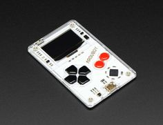 NEW PRODUCT – Arduboy What do you get when you cross Arduino with a Game Boy? Arduboy! The game system the size of a credit card! Create your own games, learn to program or download from a li…