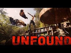 UNFOUND - Jesse La Flair (Tempest Freerunning Pro) - YouTube