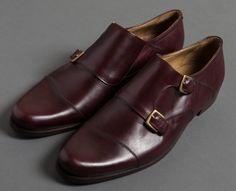 Shoe Porn: Billy Reid Double Monk Strap Shoes