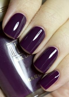 Milani Hipster Plum - not in love with that name, but the colour is great!