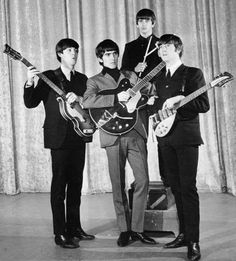 The Beatles: Great Early Photo